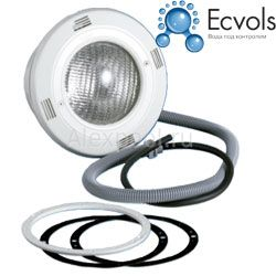 Подсветка воды в бассейне для бассейнов до 30 м3 Эконом