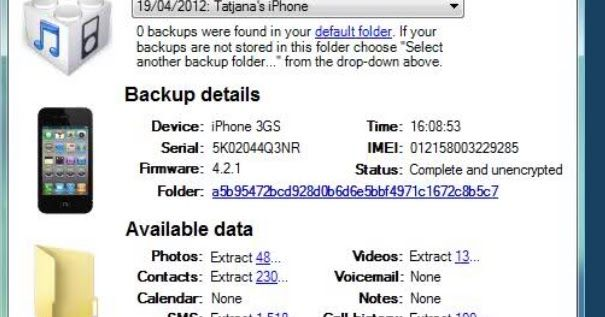iPhone Backup Extractor Pro Letest Verson 2019 | BD iPhone