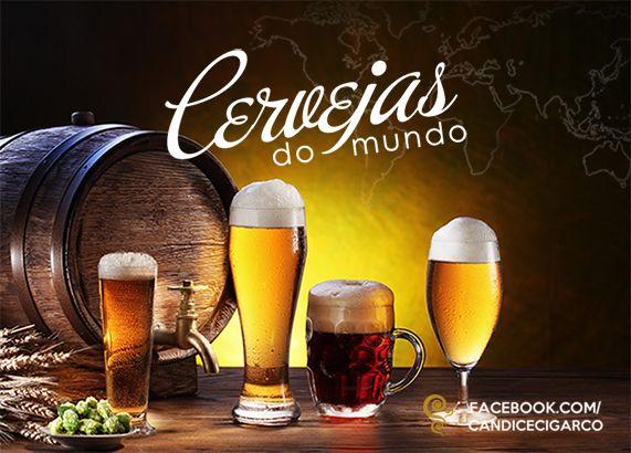 Especial Cervejas do Mundo | Candice Cigar Co. | Tabacaria, Charutos Cubanos…