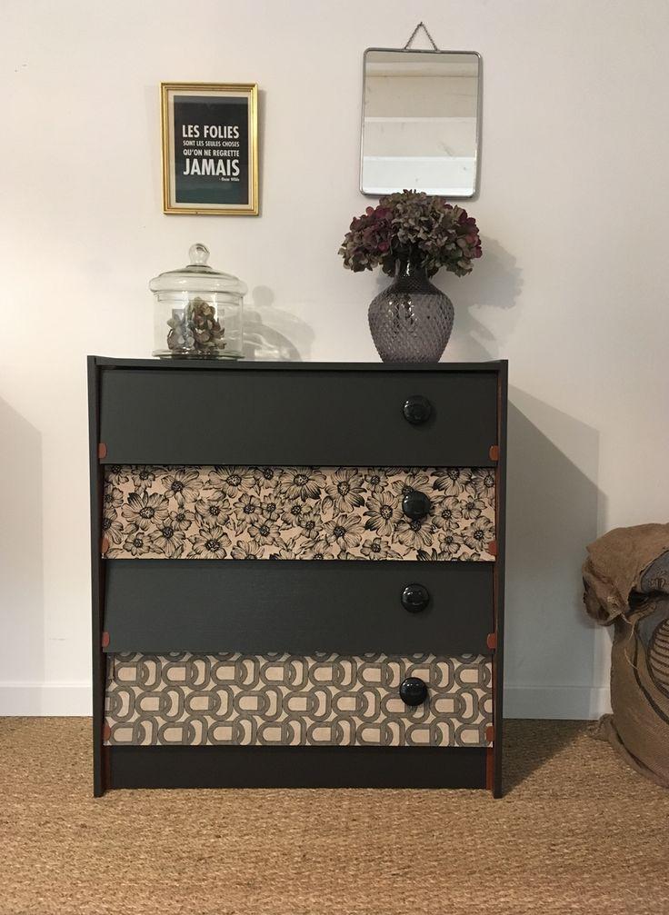 les 226 meilleures images du tableau meubles vintages lilibroc sur pinterest. Black Bedroom Furniture Sets. Home Design Ideas