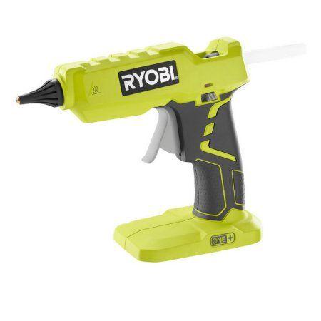 Ryobi 18-Volt ONE+ Hot Glue Gun Heavy DutyAll-Purpose Adhesive Tool P305