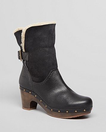 real ugg boots vs fake  #cybermonday #deals #uggs #boots #female #uggaustralia #outfits #uggoutlet ugg australia UGG® Australia Platform Booties - Amoret Clog | Bloomingdale's ugg outlet