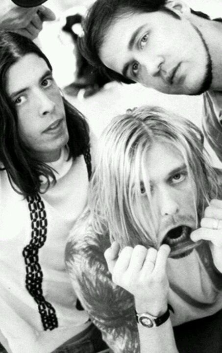Nirvana nominated for Rock & Roll Hall of Fame | Billboard #Nirvana