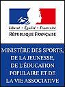 Ministère de la Santé et des Sports logo