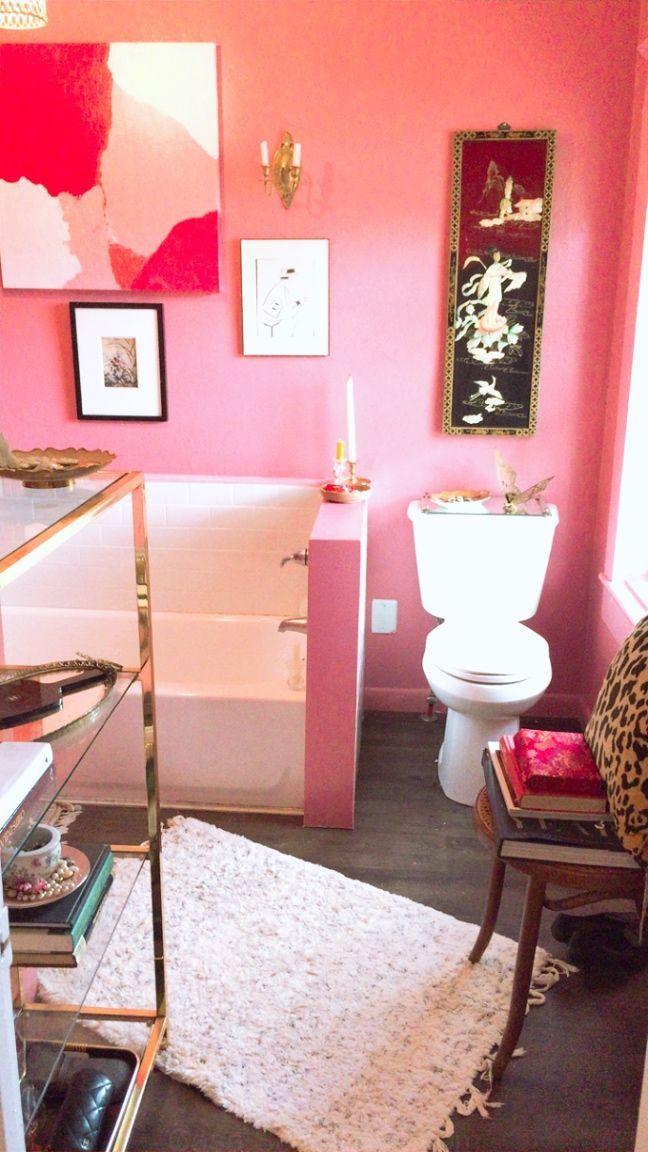 Mi Maquillaje De Bano Glam Rosa Vintage En 2020 Rosas Vintage