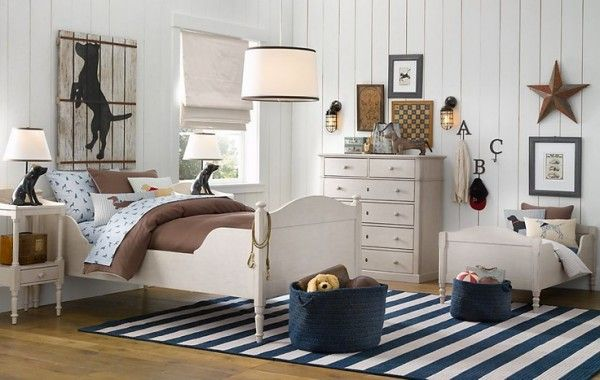 design a dog room | 25 Awesome Shared Kids' Rooms - Design Dazzle
