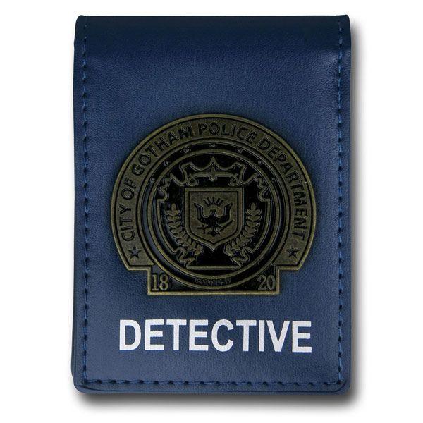 Batman Gotham Police Badge Wallet