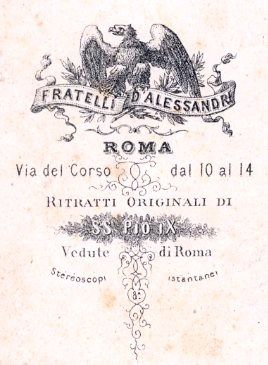Fratelli D'Alessandri - Trade mark