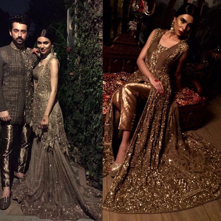 #bts amazingly talented Mohsin Naveed Ranjha had a fabulous shoot with imgitiara and waqar_ahmed_butt ✨ #pakistaniweddings #bridal #mohsinnaveedranjha #vintage