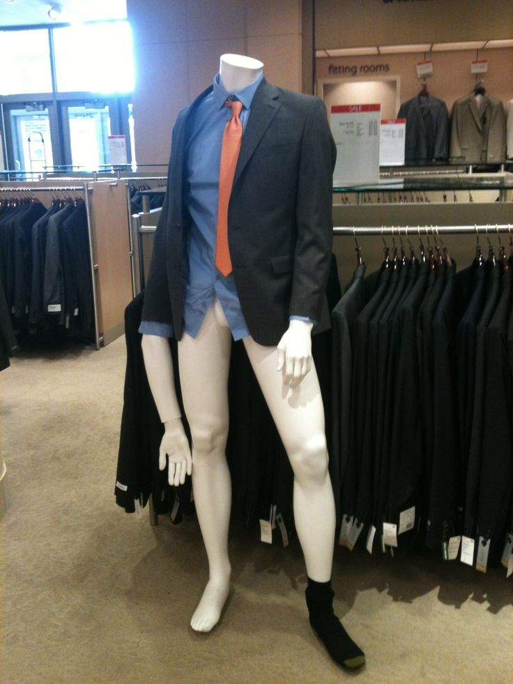 """mcbrayers: yet another unrealistic expectation for men i don""""t know. i think i've got this look nailed."""
