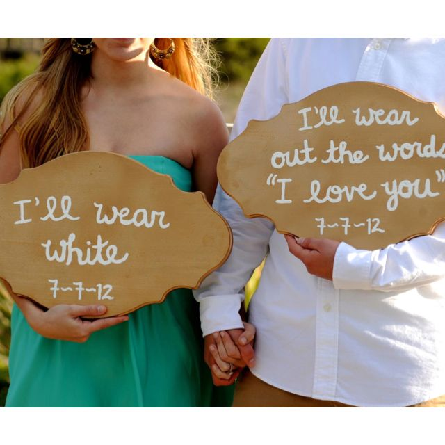 """""""You'll wear white and I'll wear out the words I love you"""" -Train"""