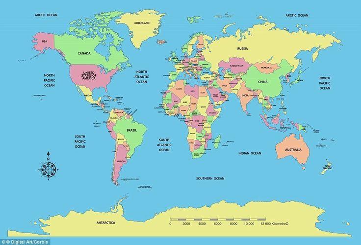 Το e - περιοδικό μας: Τα πιο μικρά και περίεργα κρατίδια του κόσμου!