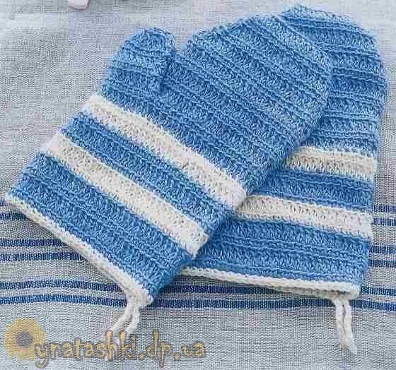 Прихватка рукавица