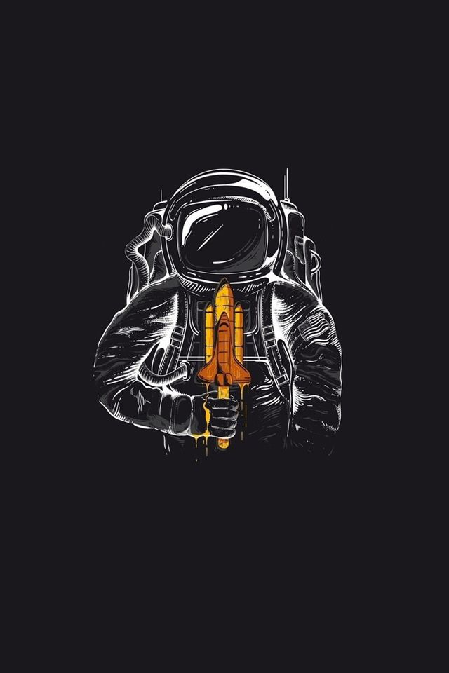 astronaut space iphone wallpaper - photo #23