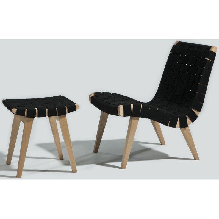small lounge furniture. Risom Lounge Chair U0026 Ottoman Small Furniture A