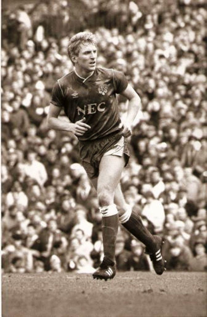 Gary Stevens Everton