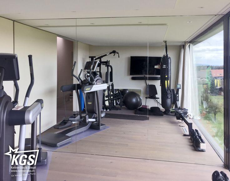 Die besten 25+ Vorhangschiene Ideen auf Pinterest - fitnessstudio zuhause einrichten