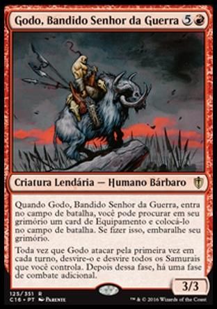 Godo, Bandido Senhor da Guerra / Godo, Bandit Warlord