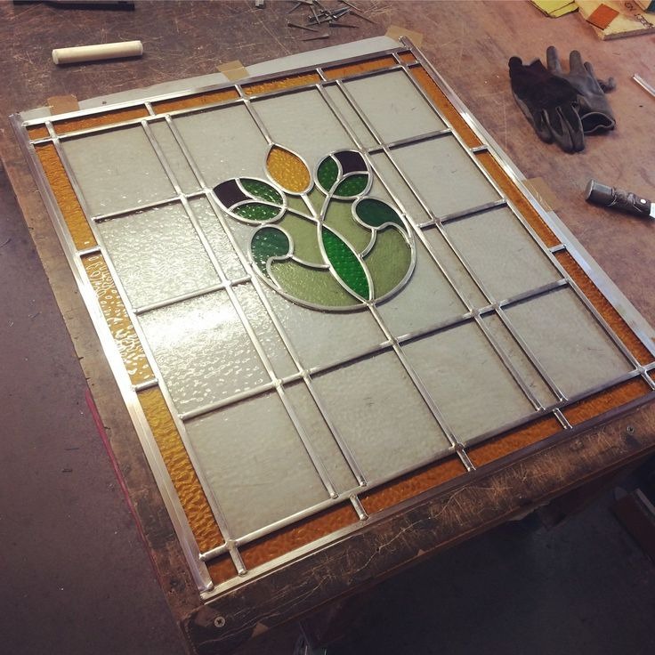 Stained glass panels and lead lights available across Leeds #StainedGlassPanels