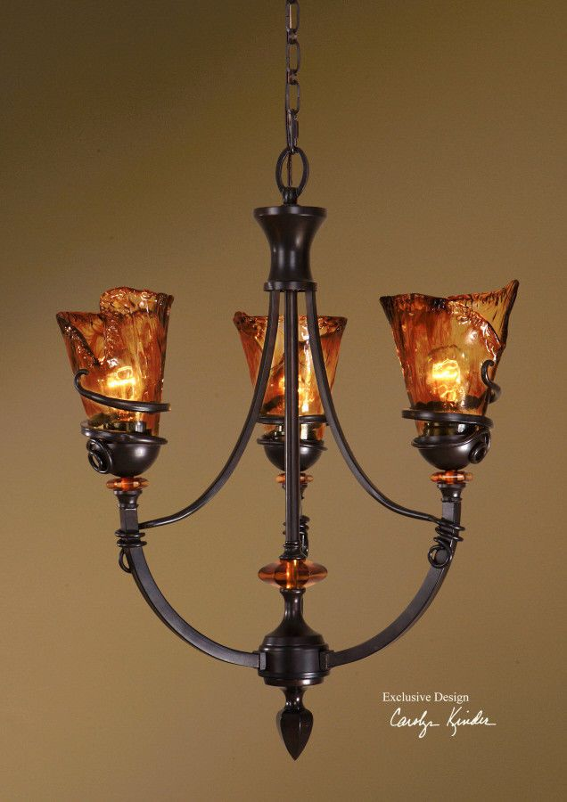 58 best lighting images on pinterest chandeliers light fixtures tuscan spanish style oil bronze finish 3 light chandelier amber accents mozeypictures Image collections