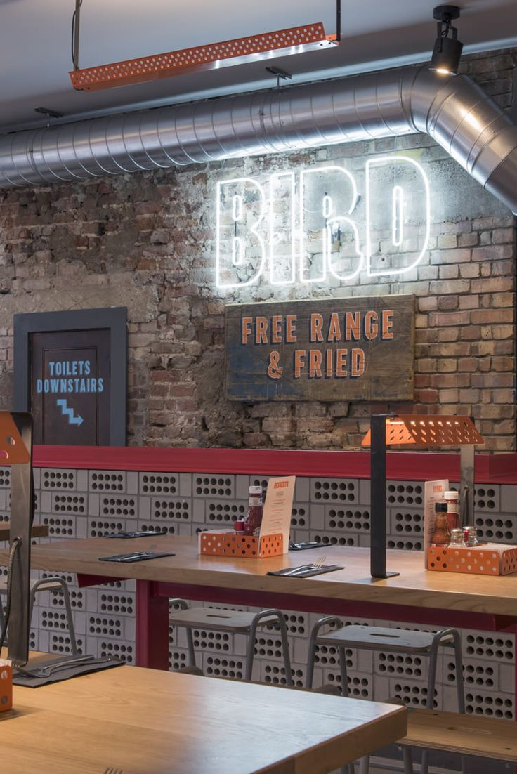 The chicken crosses several roads, as burgeoning free-range fried-chicken chain arrives in Islington...