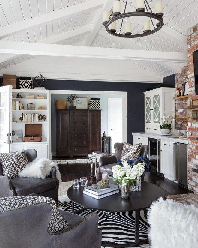 "Do It Yourself Home Design: ""Ceiling & Trim Paint Color"