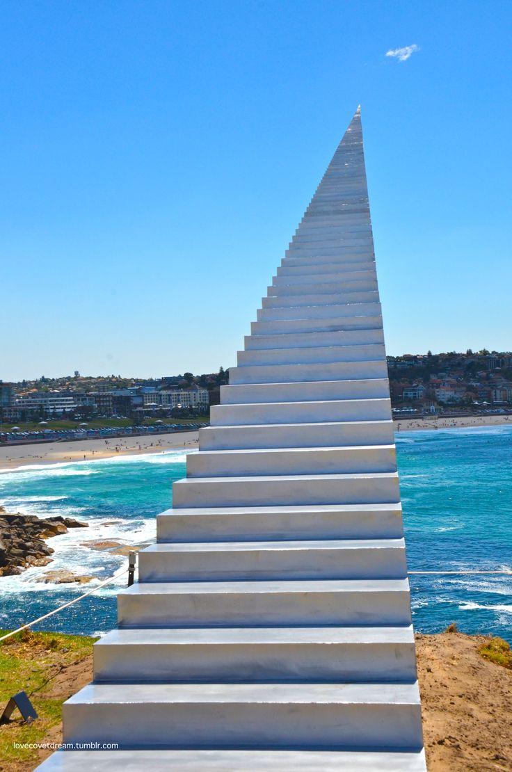 Sculptures by the Sea, Bondi Beach, Australia.