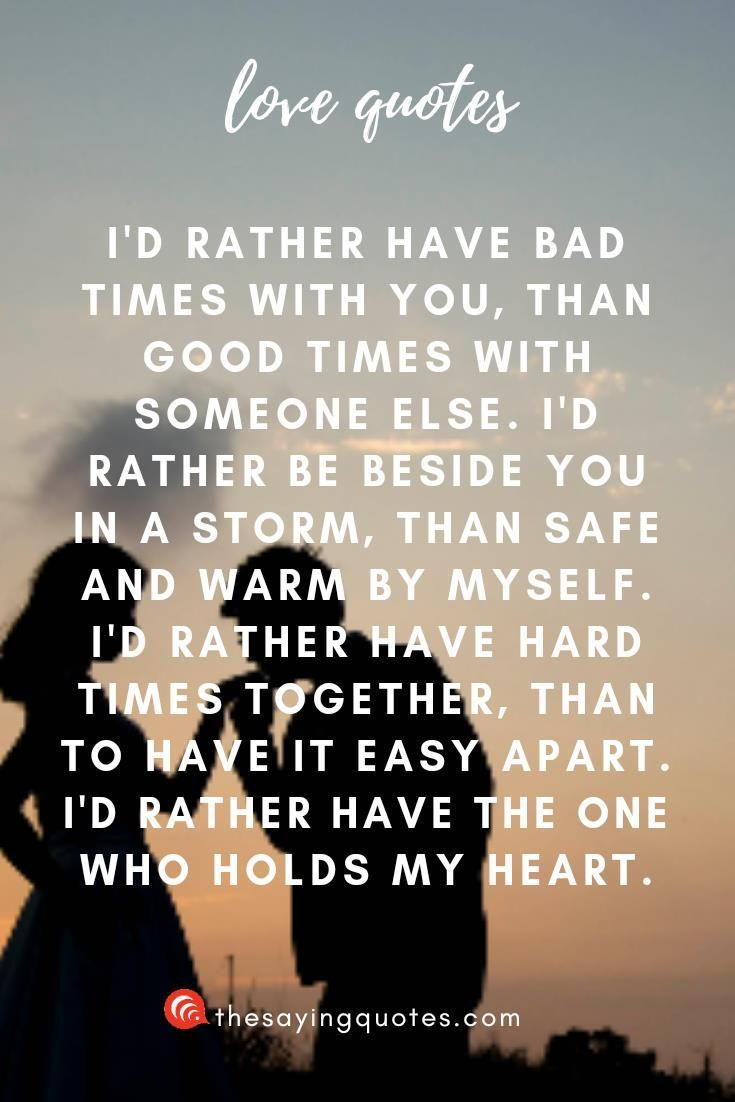 The Best True Love Quotes For People In Love Quotes About Love