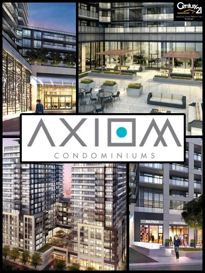 AXIOM Condos by Greenpark Homes and Fieldgate Homes - Exclusive VIP Access - Now Open to First Access members! Sign Up for your FREE membership today! http://www.century21.ca/leadingedgerealty/New_Condos