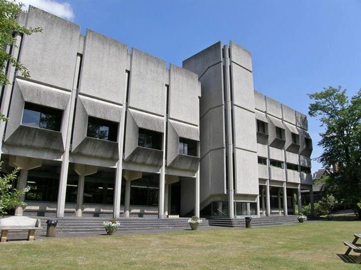 Hilda Besse building, St Antony's College, Oxford
