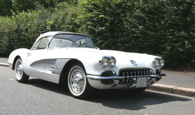 a history of the chevrolet corvette an american automobile Classic car 147 offers for classic chevrolet corvette for sale and other classic  cars on classic trader  the history of the chevrolet corvette (1953-1962.