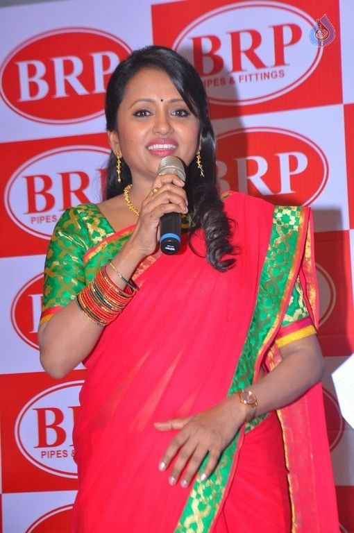 Popular anchor and actress Suma Kanakala has become the  brand ambassador of BRP Pipes and Fittings. On Monday, BRP Pipes and Fittings  announced her as its Brand Ambassador at a function in City.