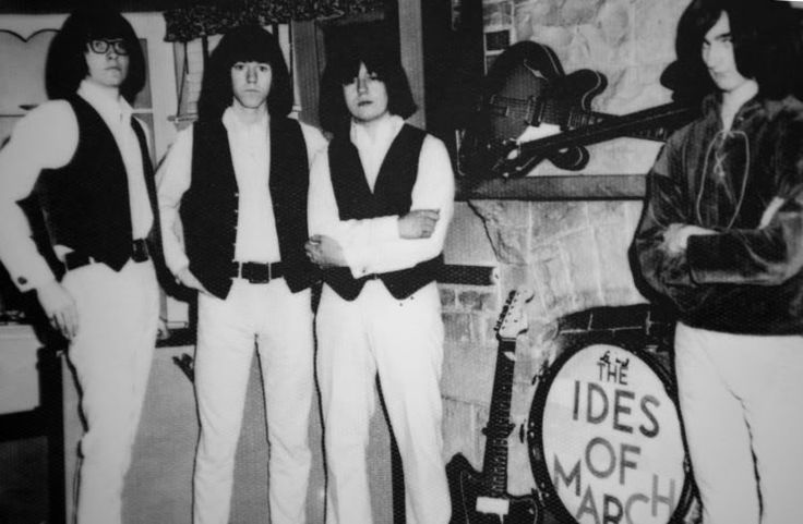 "Ides of March scored a hit with ""Vehicle"" in 1970"
