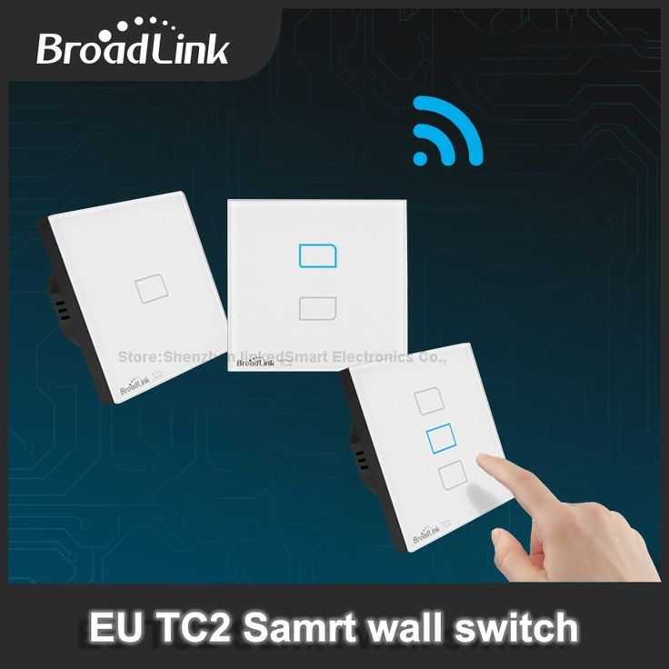 Big sale US $22.90  Broadlink TC2 EU Standard 1 /2 /3 gang ,mobile Remote light lamps wall wifi Switch via broadlink rm2 rm pro,smart home domotica  #Broadlink #Standard #gang #,mobile #Remote #light #lamps #wall #wifi #Switch #broadlink #pro,smart #home #domotica  #internet  Check Discount and coupon :  0%