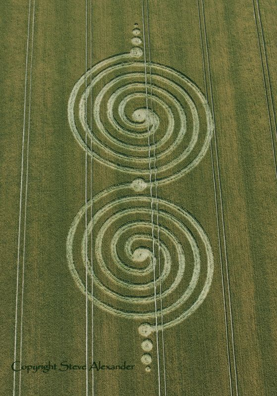 Crop Circle Images 2011 - Photography by Steve Alexander