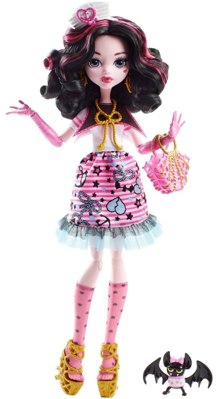 All about Monster High: Monster High: Shriek Wrecked
