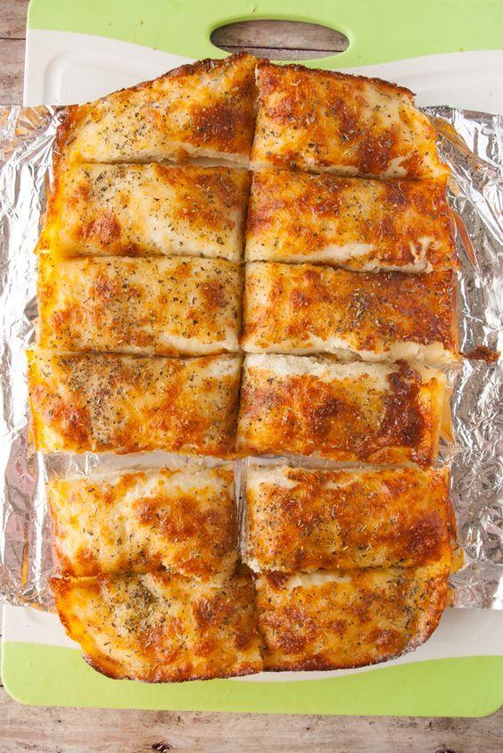 Copycat Italian Cheese Bread Recipe Copycat Italian Cheesy Bread