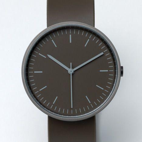 100 Series watch by Uniform Wares