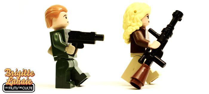 Legos Dark Mission Brigitte Lahaie les Films de culte gauloise de nuits