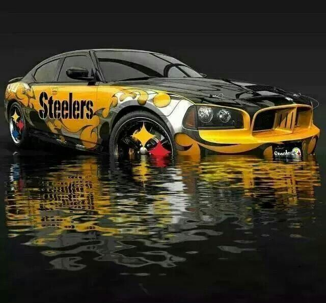 Ah yes I take it lol~dwa Steelers Transport