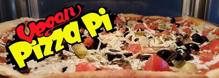 Pizza Pi Vegan 5500 University way NE, Seattle, WA 98105