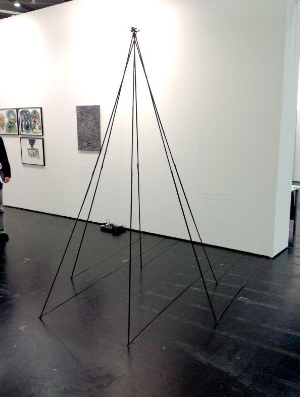 Wojciech Bąkowski, Stereo Gallery, booth D9, photo Contemporary Lynx http://contemporarylynx.co.uk/?p=1840