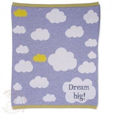 Bonnie Baby Sky Shawl - Grey Chine www.naturalbabyshower.co.uk/bonnie-baby-sky-shawl-grey-chine.html