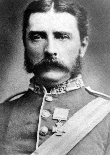 c1879 Lt Gonville Bromhead Victoria Cross Rorke's Drift Zulu War Photograph  #vctrust