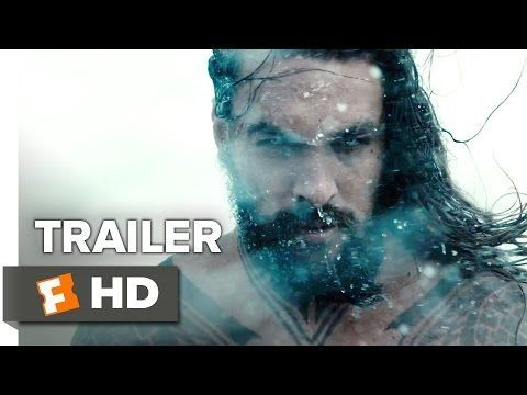 Justice League Official Comic-Con Trailer (2017) - Ben Affleck Movie - YouTube. OH MY GOSH!!! AQUAMAN