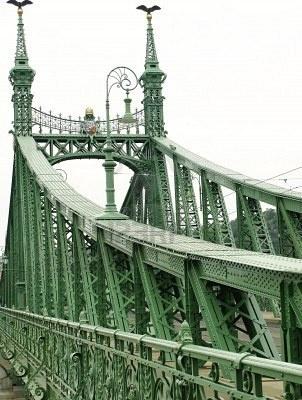 I ponti di Budapest.