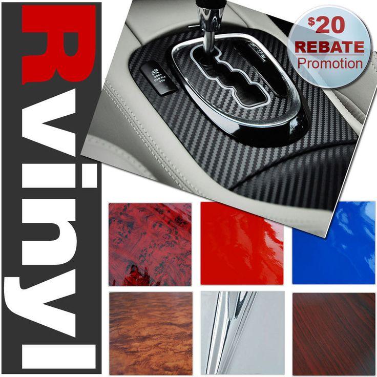 Dash Kit Decal Auto Interior Trim Scion xB 2004-2006 #Rdash