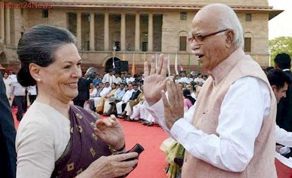 When Advani Told Party He Wants To Speak To Sonia Gandhi, Manmohan Singh