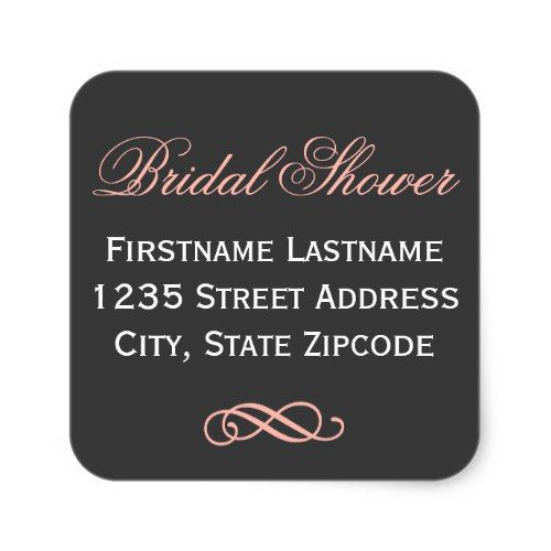 Best  Return Address Stickers Ideas On   Personalized