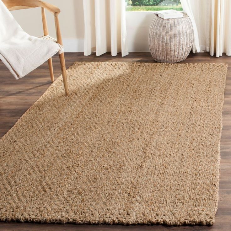 Safavieh Natural Fiber Seagrass Natural / Natural Area Rugs - NF181A #Safavieh #Contemporary